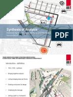 160309_Presentation 6_Synthesis of Analysis