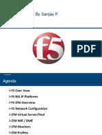 F5 LTM Basics Sanjay