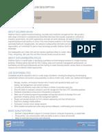 Software Engineer - Job Description