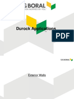 DUROCK Indian Applications (1)