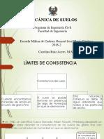 4.Consistencia de Los Suelos y Clasificacioìn de Suelos (1)
