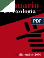 Anuario de Sexologia