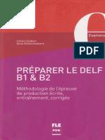 PRÉPARER LE DELF B1&B2