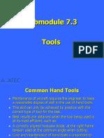 7.3 Tools