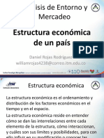 Clase 3 - Estructura Económica de Un País