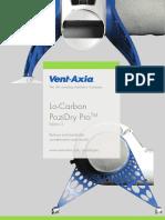 Lo-carbon Pozidrypro Brochure-1st Edition 0
