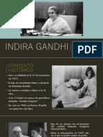 Indira Gandhi - Susana Loaiza