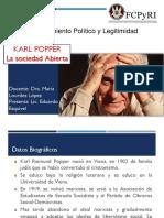 Karl Popper, La sociedad Abierta y falsasionismo.pptx