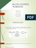 Sistemas de Control Robustos (1)