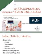 24. Imagenología como ayuda diagnóstica en ginecología_Dra. Rodriguez