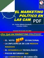 Estrategia Carlos Escalante