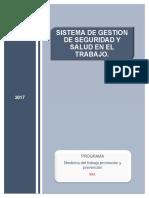 SSTPG-02 Programa Medicina Del Trabajo Promocion y Prevencion