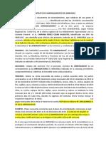Contrato Enrique Orellana