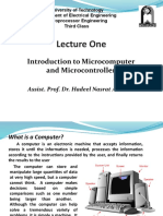 Introduction to the Microprocessor and Microcomputer
