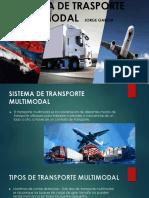 Sistema de Trasporte Multimodal Jorge Garcia