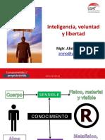 4. Inteligencia, Voluntad y Libertad