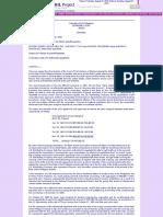 1. BPI vs. de Reny Fabric Industries, Inc