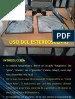 6. Uso Del Estereoscopio