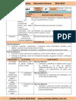 Octubre - 1er Grado Español (2018-2019).docx