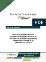 Academia de Operaciones VDP