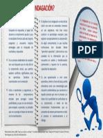 PDF Boletin Que Es La Indagacion IPD M1