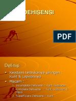 DEHISENSI