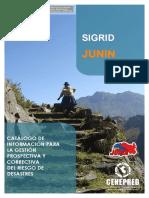 Catalogo Region Junin
