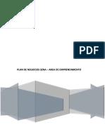 Modelo Plan de Negocio Oficial