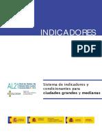 Indicadores Ciudades Grandes y Medianas - Salvador Rueda