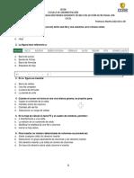 Cuestionario Preparatorio Excel