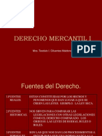 PRES DERECHO MERCANTIL I.ppt