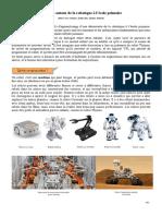 Inirobot Dialogue Objectifs