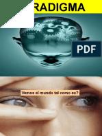 2011 Biocentrismo Cambio de Paradigma