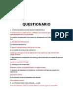 Question a Rio