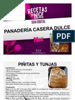 Guía de Panadería Casera Dulce Variedades Nice