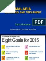 Malaria treatment 2013.pptx