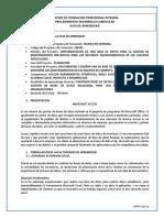 GFPI-F-019_Formato_Guia_de_Aprendizaje N° 18 BASE DE DATOS
