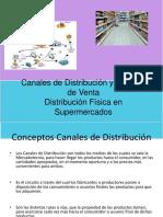 Canales de Distribución y ventas