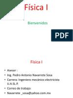 Fisica I 1º Sesion