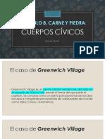 Capítulo Cuerpos Cívicos - Senett