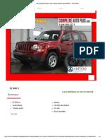 2016 Jeep Patriot Sport _A_C,Cruise,8 pneus_8 roues été_hiver - Saint-Jérôme