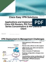 VPN cisco