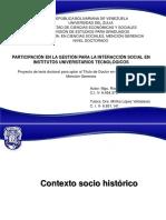 DEFENSA Proyecto de TESIS Doctoral 2019