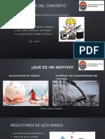 ADITIVOS SUPERPLASTIFICANTES (1).pptx