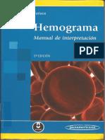libro de hemograma