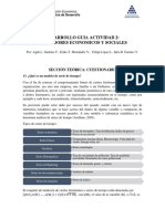 Desarrollo Guia Actividad 2 Indicadores Sociales y Economicos