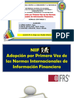 NIIF 1- EXPO UNC