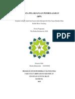 RPP K13 Materi Persamaan Garis Lurus
