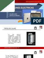EXPOSICION ELECTRICAS