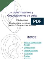 Aricula 01 Orquestaciones de Oreja 2009